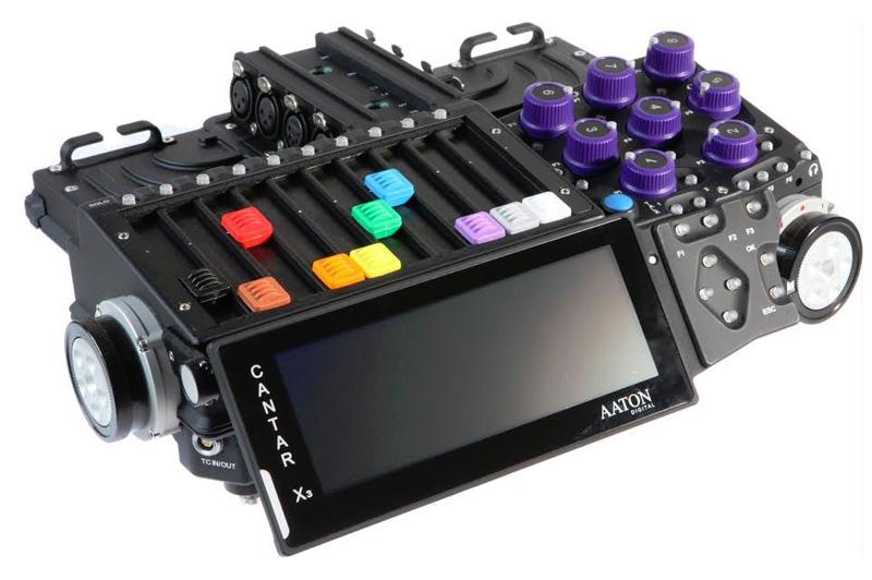 Cantar X3 Multi-Track Digital Audio Recorder
