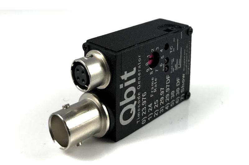 Mozegear Q-Bit Timecode Generator