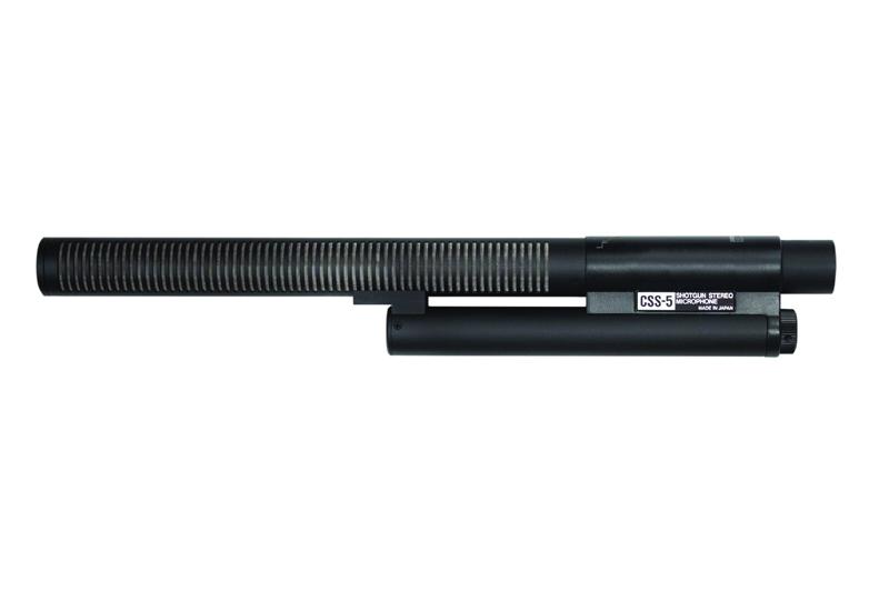 Sanken CSS-5 Stereo Shotgun Microphone